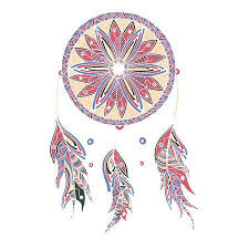 What Were Dream Catchers Used For Best Color Dream Catcher With Feathers Style Zentangle And Doodle