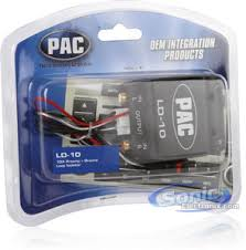 pac ld line driver signal booster sonic electronix zoom