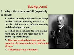 psy freud ppt video online  background a why is this study useful especially to freud