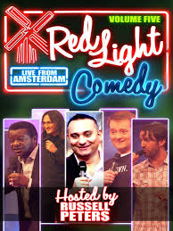 Red Light Comedy Watch Red Light Comedy Live From Amsterdam Volume Five