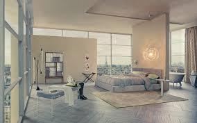 Serene Bedroom Atmospheric Room Designs
