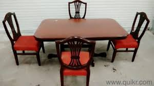 dining table quikr pune. **mega sale**quikr certified good condition gently used wooden dining table for quikr pune c