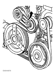 2002 ford expedition serpentine belt diagram lovely 2004 saturn l300 serpentine belt routing and timing belt