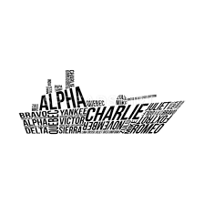 Learners of foreign languages use the ipa to check exactly how words are pronounced. Nato Phonetic Alphabet Ship Women S Hoodie Spreadshirt