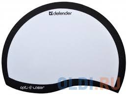 <b>Коврик</b> для мыши <b>Defender Ergo</b> Opti-Laser Black — купить по ...