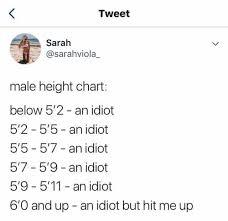 Dopl3r Com Memes Tweet Sarah Sarahviola_ Male Height