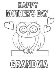 Mother's day is a wonderful day to celebrate mom and honor her with special gifts and a lot of times i like to send a mother's day coloring page to grandma, so here's something that you and mom can do for grandma and grandpa. Free Printable Mother S Day Grandma Cards Create And Print Free Printable Mother S Day Grandma Cards At Home