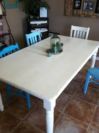 Distressed Kitchen Table Distressed White Kitchen Table And Chairs Cliff Kitchen