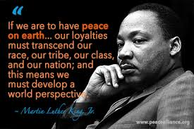 Mlk Quotes About Love Interesting Peace Inspiration Great Quotes The Peace Alliance