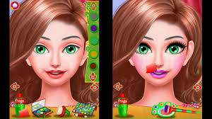 merry makeup games spa makeup game by gameimax