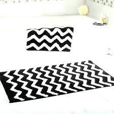 black and white bathroom rugs sets black and whi bathroom rugs rug set best mat sets