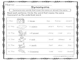 Parts Speech Worksheets | Adjective Worksheets - FREE Printable ...