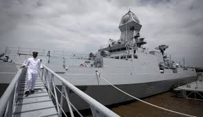 ins china india delhi launches new warship amid growing rivalry with china time