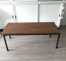 industrial style coffee table industrial looking and very strong coffee tables these solid as a rock