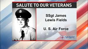 Salute to our veterans: Staff Sergeant James Lewis Fields - NBC 15 WPMI -  YouTube