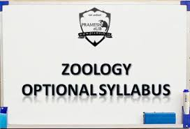 UPSC CSE Mains Zoology Syllabus | Pramesh Education India