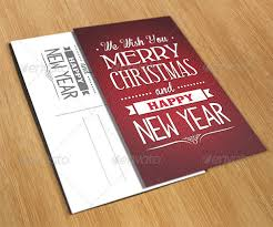 15 Cool Holiday Business Postcards - Printaholic.com