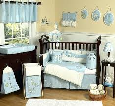 baby crib set baby boom perfectly paisley reversible crib bedding view larger baby looney tunes