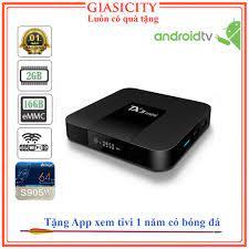 Android Tivi Box TX3 mini - 2G Ram và 16G Bộ nhớ, Bluetooth, Youtube chặn  quảng cáo