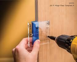 Invisible Cabinet Hinges Installing Hidden Cabinet Door Hinges Monsterlune