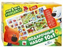 """""""<b>Набор подарочный</b> 10 в 1 """"<b>МиМиМишки</b>"""" (04367)"""" купить домино ..."""