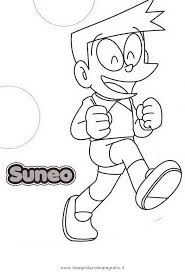 Disegno Doraemon15 Personaggio Cartone Animato Da Colorare