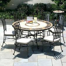 60 inch round outdoor dining table round outdoor dining table attractive round patio dining table patio