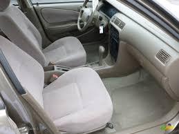 Light Neutral Interior 1999 Chevrolet Prizm Standard Prizm Model ...