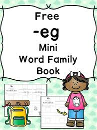 Word Families Template End Word Family Fall Word Families Worksheets For