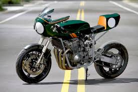 custom bikes of the week bike kit cafes and cafe racer kits