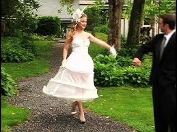 hoopskirt 101 the girlfriends guide to wearing a big wedding dress Wedding Dress With Hoop hoopskirt 101 the girlfriends guide to wearing a big wedding dress youtube wedding dresses with hoods