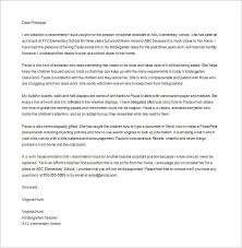 email teacher letter of recommendation for teacher assistant word format jpg