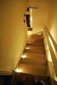 led stairway lighting. Motion Lights For Stairs Led Stair Lighting Step Light  With Sensor Activated Indoor Led Stairway Lighting