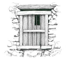 realistic window drawing. a saiq window. pen \u0026 ink 260x 260 mm. © sue pownall 2011. click on the image above to view larger version showing more detail. realistic window drawing