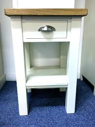 sidetables off white bedside table and pine side tables small painted in wit