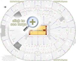 Chase Center Arena Seating Chart Amway Center Seat Row Numbers Detailed Seating Chart
