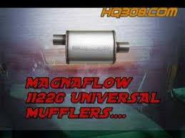 Magnaflow Muffler Comparison