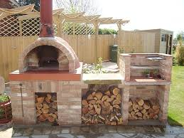 wood fired pizza ovens extensively