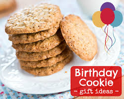 Birthday Cookie Gift Ideas Gourmet Cookie Bouquets Recipe