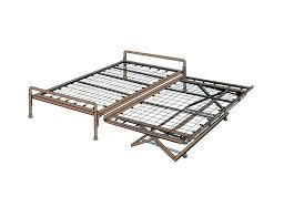 pop up trundle bed frame trundle bed frame daybed with mattress included mattress for a daybed pop up trundle bed