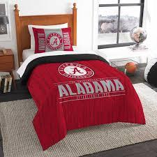 alabama crimson tide modern take twin comforter