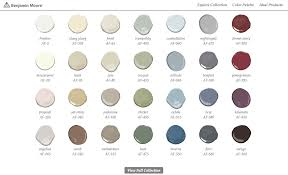 Benjamin Moore Paint Color Wheel Chart Explore Benjamin Moores Affinity Collection 144 Colors