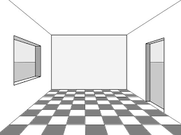 Prospettiva Centrale 2 Stanza Room In 1 Point Perspective Youtube