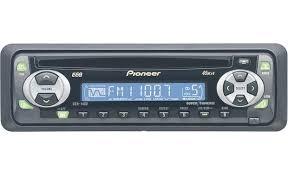 pioneer deh 1400 cd receiver at crutchfield com Pioneer Deh 1400 Wiring Diagram pioneer deh 1400 front pioneer deh 1500 wiring diagram
