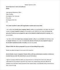 Format Of A Sponsorship Letter Fascinating 48 Sponsorship Letter Templates PDF DOC Free Premium Templates
