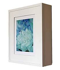 Wall mounted medicine cabinet with mirror Mirrored Door Image Unavailable Amazoncom Amazoncom White Picture Perfect Medicine Cabinet Wallmount