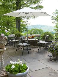 Patio ideas Small Patio Better Homes And Gardens 16 Great Patio Ideas