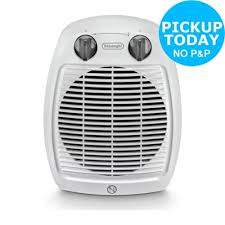 fan heater argos. delonghi 2kw upright freestanding fan heater - white. from argos on ebay