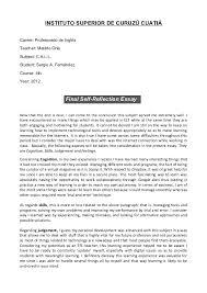 psychology psychology self assessment essay examples edu essay