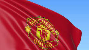 Also called old glory , the star spangled banner , or simply the stars and stripes , the u.s. Close Up Of Waving Flag With Manchester United Fc Football Club Logo Seamless Loop Blue Background Editorial Animation 4k